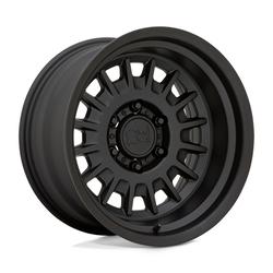 Black Rhino Wheels Aliso - Matte Black Rim - 17x8.5