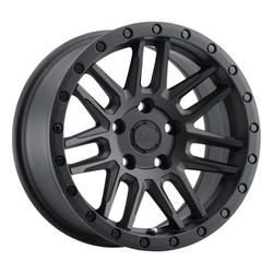 Black Rhino Wheels Arches - Matte Black Rim - 19x8