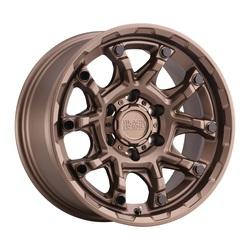 Black Rhino Wheels Ark - Bronze W/Gloss Black Bolt Rim - 17x8.5