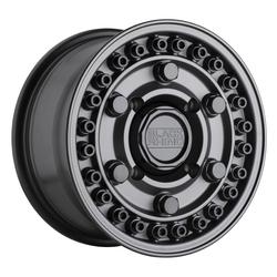 Black Rhino Wheels Armory UTV - Matte Gunblack Rim