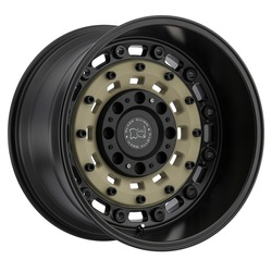 Black Rhino Wheels Arsenal - Sand On Black Rim - 20x12