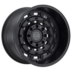 Black Rhino Wheels Arsenal - Textured Matte Black - 20x9.5
