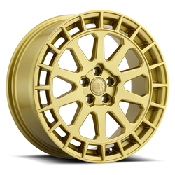 Black Rhino Wheels Boxer - Gloss Gold Rim - 15x7