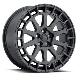 Black Rhino Wheels Boxer - Gun Black Rim - 17x8.5