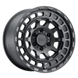 Black Rhino Wheels Chamber - Matte Black Rim - 17x8.5