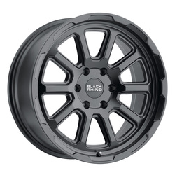 Black Rhino Wheels Chase - Matte Black - 20x9.5