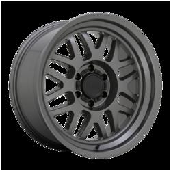 Black Rhino Wheels Delta - Matte Gunmetal Rim - 20x9.5