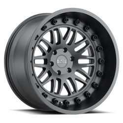 Black Rhino Wheels Fury - Matte Gunmetal