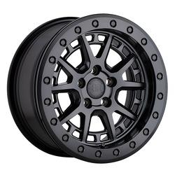 Black Rhino Wheels Gravel - Matte Black Rim