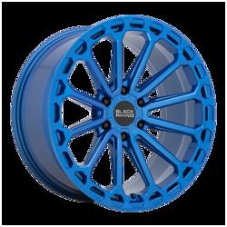 Black Rhino Wheels Kaizen - Dearborn Blue Rim
