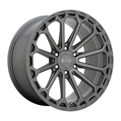 Black Rhino Wheels Kaizen - Matte Gunmetal Rim
