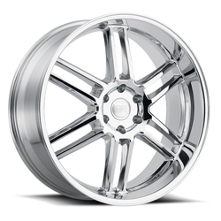 Black Rhino Wheels Katavi - Chrome