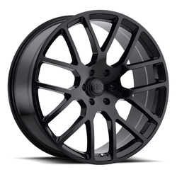 Black Rhino Wheels Kunene - Gloss Black Rim - 22x9.5