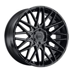 Black Rhino Wheels Morocco - Gloss Black Rim