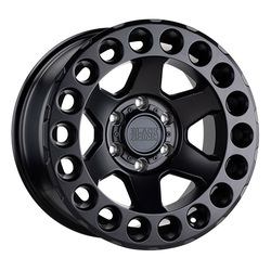 Black Rhino Wheels Odessa - Matte Black Rim