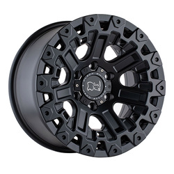 Black Rhino Wheels Ozark - Matte Black Rim