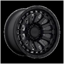 Black Rhino Wheels Raid - Matte Black Rim - 17x8.5