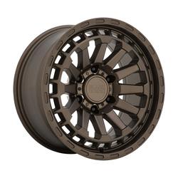 Black Rhino Wheels Raid - Matte Bronze Rim - 17x8.5