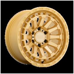 Black Rhino Wheels Raid - Gold Rim - 17x8.5