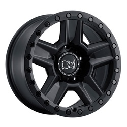 Black Rhino Wheels Ravine - Matte Black Rim - 17x8.5