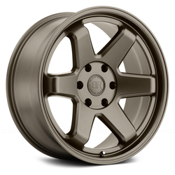 Black Rhino Wheels Roku - Matte Bronze Rim - 17x9.5