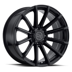 Black Rhino Wheels Rotorua - Gloss Black