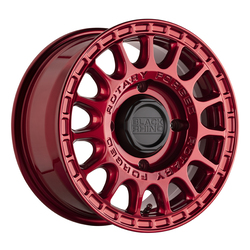 Black Rhino Wheels Sandstorm UTV - Candy Red Rim - 15x7
