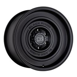 Black Rhino Wheels Solid - Matte Black Rim