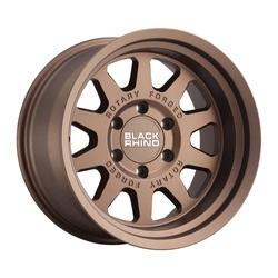 Black Rhino Wheels Stadium - Bronze Rim - 16x8