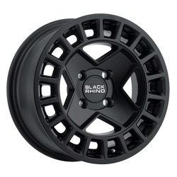 Black Rhino Wheels York UTV - Matte Black Rim - 15x7