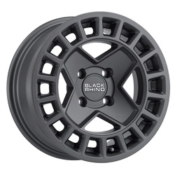 Black Rhino Wheels York UTV - Matte Gunmetal Rim - 15x7