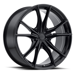 Black Rhino Wheels Zion 5 - Gloss Black Rim - 22x9.5