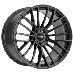 Cray Wheels Astoria - Gloss Gunmetal Rim - 19x12
