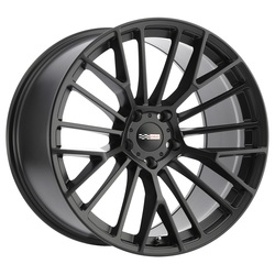 Cray Wheels Astoria - Matte Black Rim - 19x10.5