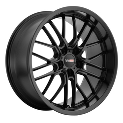 Cray Wheels Eagle - Matte Black