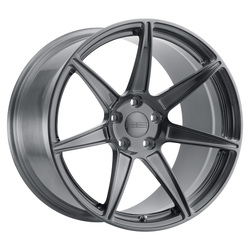 Cray Wheels Isurus - Brushed Gunmetal Rim