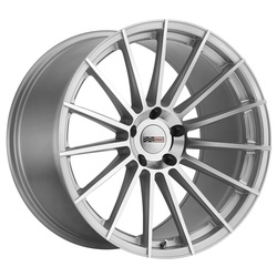 Cray Wheels Mako - Silver with Mirror Cut Face Rim - 19x10.5