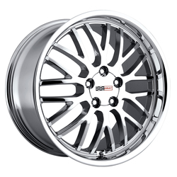 Cray Wheels Manta - Chrome Rim - 19x10.5