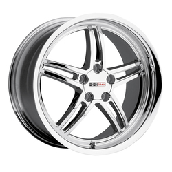 Cray Wheels Scorpion - Chrome Rim - 19x10.5