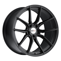 Cray Wheels Spider - Matte Black Rim - 19x10.5
