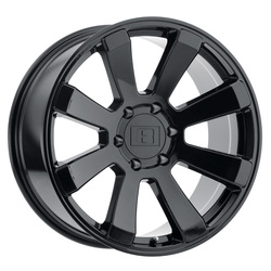 Level 8 Wheels Enforcer - Gloss Black Rim