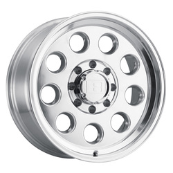 Level 8 Wheels Hauler - Polished Rim - 16x8.5