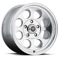 Level 8 Wheels Tracker - Polished Rim - 16x8.5