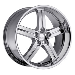 Lumarai Wheels Morro - Chrome - 19x8