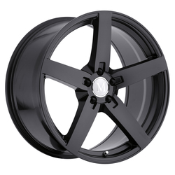 Mandrus Wheels Arrow - Matte Black Rim