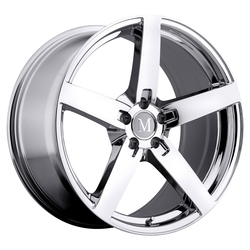 Mandrus Wheels Arrow - Chrome