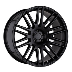 Mandrus Wheels Estate - Matte Black RF Rim - 22x10