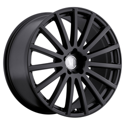 Mandrus Wheels Rotec - Matte Black