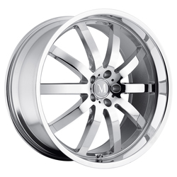 Mandrus Wheels Wilhelm - Chrome Rim - 22x10.5