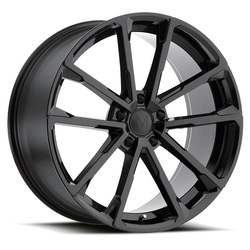 Mandrus Wheels Wolf - Gloss Black Rim - 22x10.5